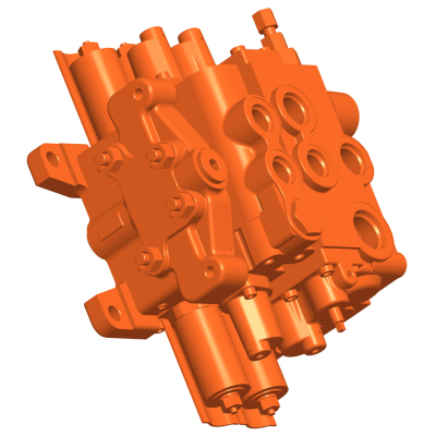 HMKE15418 гидравлический клапан