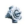 girar el motor hidráulico