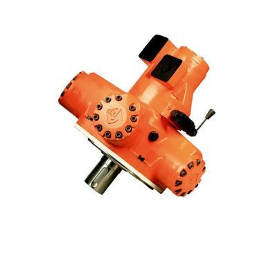 alta y baja velocidad del motor hidráulico