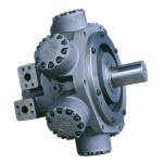 both high and low speed hydraulic motor