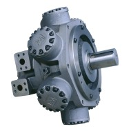 moteur à vitesse haute et basse hydraulique