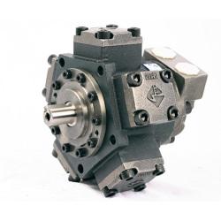 alta velocidad del motor hidráulico