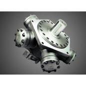 de alta potencia-masa motores hidráulicos
