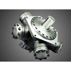 rendement volumétrique du moteur hydraulique