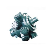 volumetric efficiency hydraulic motor--STFC400