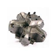 girar los motores hidráulicos