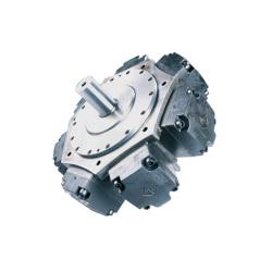 motor hidráulico plana