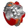 de alta potencia del motor hidráulico