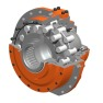 haut moteur couple de démarrage hydraulique