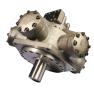 mi-pression du moteur hydraulique