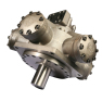 l'intégration du moteur hydraulique