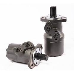 faible vitesse élevée du couple moteur hydraulique