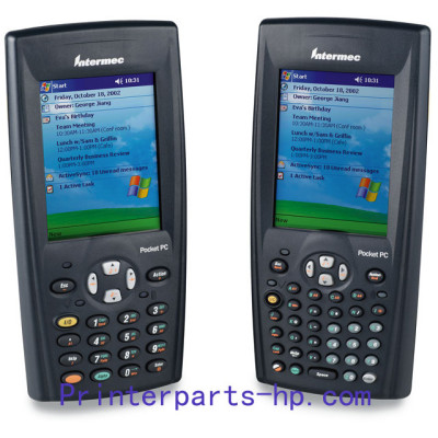 Intermec 751 Mobile Computer Intermec 751G Scanner