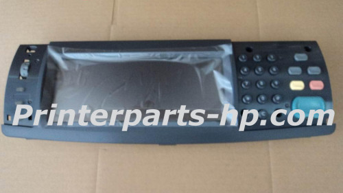 HP Laserjet 2727nf Control Panel