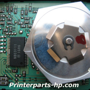 RMOTP0910FCPZ Sharp AR450 AR350 Polygon Motor Copier Polygon Motor