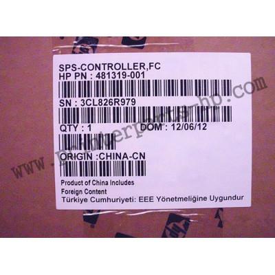 AJ744A HP StorageWorks MSA2000fc Controller 481319-001