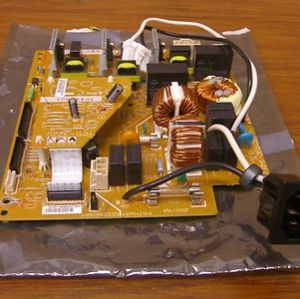RM1-3218-000CN HP CLJ CM6040 CP6015 Fuser Power Supply Board
