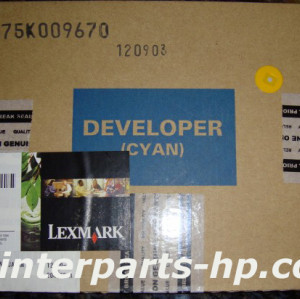 40X3746 Lexmark C935 Cyan Developer Carrier New Original