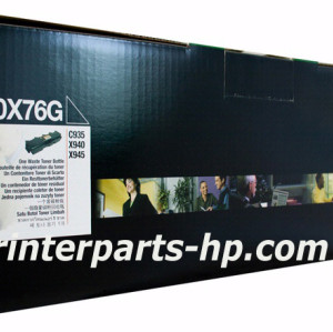 C930X76G Lexmark C935 Waste Toner Bottle