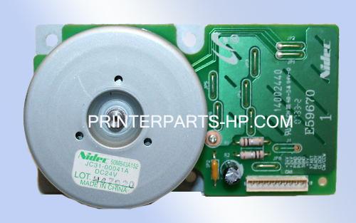 RM1-4519  HP Color LaserJet  CM6040/CP6015 Fuser Drive Motor