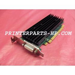 456137-001 HP NVIDIA QUADRO NVS290 PCI-E X16 256MB head Video Card