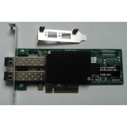 HP AJ763A 82E Dual-port PCI-e FC 489193-001 8GB  dual-port HBA