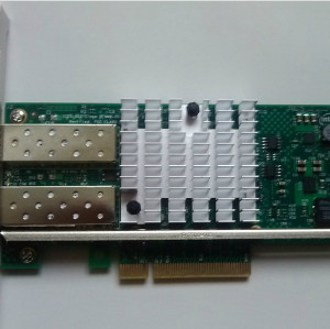 Intel E10G42BTDA 82599ES PCI-E SFP+ X520-DA2 Dual-port Gigabit fiber network card