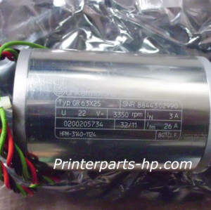 Q1251-60268 HP Designjet 5500 Carriage Motor Assembly