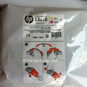 HP LX610 Yellow/Magenta Latex Printhead (CN667A)