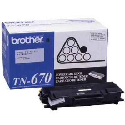 TN670 Brother HL-6050/6050D/6050DN/6050DNLT Toner Cartridge