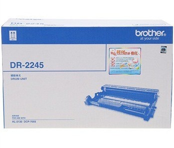 DR-2245 Brother HL-2130/2132/2230/2250/DCP-7055/7057 Toner Cartridge