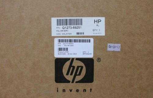 Q1273-69251 HP 4000 4050 4520 Power Supply