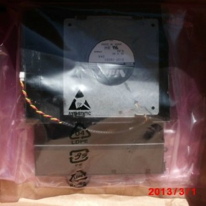 CQ109-67003 HP DESIGNJET T7100/Z6200 fan