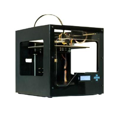 Metal Stereoscopic three-dimensional printer  Dual-nozzle printer