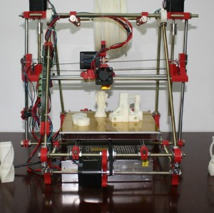 DIY 3D printer machine