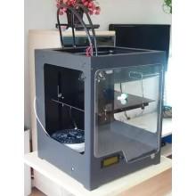 Three-dimensional high-precision printer