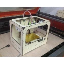 The Replicator 3D high-precision printer
