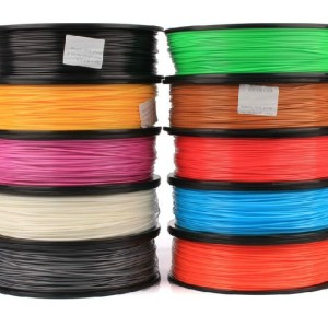 PLA 1.75mm /3.0mm 1kg three-dimensional printing material