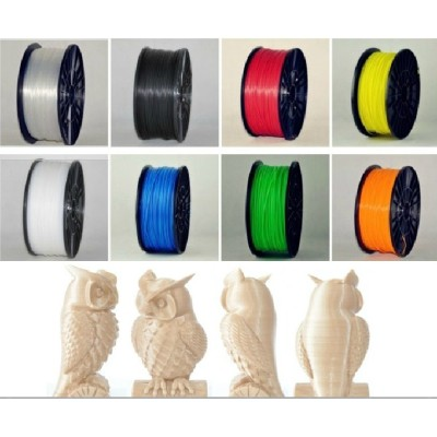 ABS /PLA 1.75mm /3.0mm 1kg  3D printer material