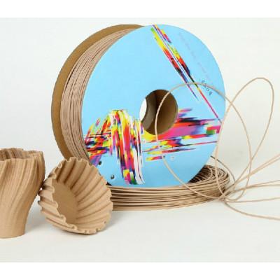 1.75mm wood color 3D printer material