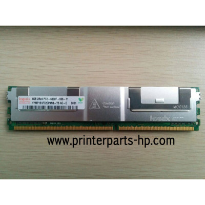 PC2-5300F HP XW8600 XW6400 XW8400 ML150G3 XW6600 server memory 4G