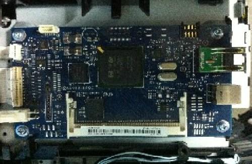 HP 451dn 351nw Formatter Board