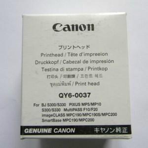 QY6-0037 Canon S300 S330 MPC190 Original New Print head