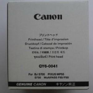 QY6-0041 Canon MP55/S700/S750/F60 new Original Printhead