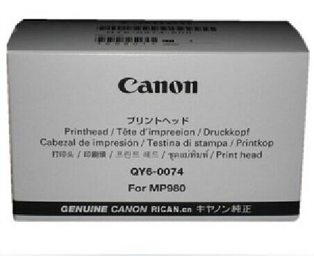 QY6-0074 Canon MP 980 Original Print Head