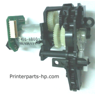 HP M1536dnf Feed components ADF Motor Gear Assy