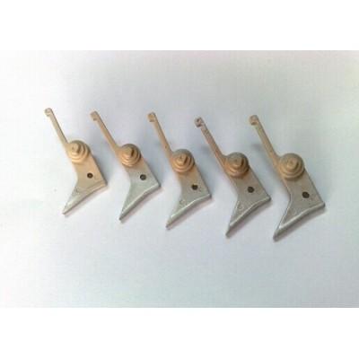 AE04-4060 Ricoh MP6000 AF2075 MP6000 MP7000 9001 8000 8001 7001 2051 5500 6500 compatible new upper Picker Finger