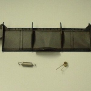 C6090-60272 HP TUBE GUIDE DOOR AND SPRING