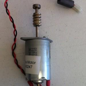 Q1273-60247 HP DesignJet 4000 4020 4500 4520 Z6100 Z6200 L25500 Media-Axis Moto