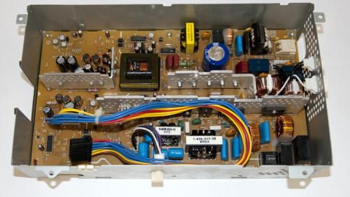 LaserJet 9000/9040/9050 RG5-5731 RG5-7779 (220V) RG5-5730 RG5-7778 (110V) Power Supply Board